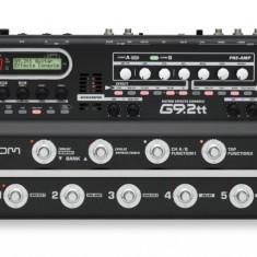 Procesor efecte chitara Zoom G 9.2 TT - Procesor Chitara