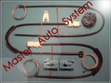 Kit reparatie macara geam  Renault Laguna 2(pt an fab. '01-'07)fata dreapta