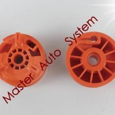 Rola tambur ghidaj cabluri reparatie macara geam actionat electric Renault Laguna 2(pt an fab. '01-'07)fata stanga