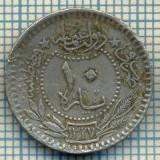 3799 MONEDA - TURCIA, PERIOADA OTOMANA - 10 PARA - anul 1327 anul 5 de domnie (1913) ? -starea care se vede