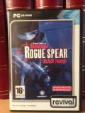 RAINBOW SIX -ROGUE SPEAR BLACK THORN - JOC PC/DVD (2001)  - NOU/SIGILAT, Shooting, 18+