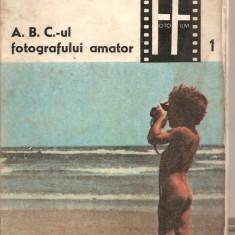 (C4300) A.B.C.-UL FOTOGRAFULUI AMATOR DE S. COMANESCU SI E. IAROVICI, EDITURA TEHNICA, 1968 - Carte Fotografie