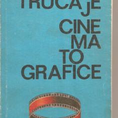 (C4303) TRUCAJE CINEMATOGRAFICE DE AL. MARIN, EDITURA TEHNICA, 1983 - Carte Cinematografie