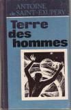 Antoine de Saint-Exupery-Terre des hommes
