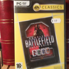 BATTLEFIELD 2 COMPLETE COLL. (2009/nou/sigilat) - 4 GAMES IN 1 BOX - JOC PC/DVD - Jocuri PC Electronic Arts, Shooting, 18+, Single player