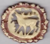 Insigna Vanatoreasca ,  Cerb