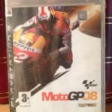 MOTO GP 08 (PS3) - JOC SIGILAT,NOU PENTRU PLAY STATION 3