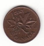 Canada 1 cent 1977 - Elizabeth II