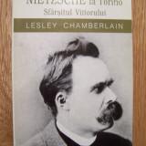 LESLEY CHAMBERLAIN - NIETZSCHE LA TORINO. Sfarsitul viitorului (1999) - Filosofie