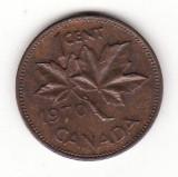 Canada 1 cent 1970 - Elizabeth II