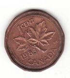 Canada 1 cent 1983 -  Elizabeth II