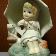 Bibelou - antic / decorativ - portelan Bavaria - 1963 - marcat