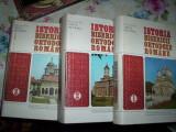 Istoria bisericii ortodoxe romane 3 volume)- Mircea Pacurariu, Alta editura