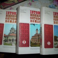 Istoria bisericii ortodoxe romane 3 volume)- Mircea Pacurariu