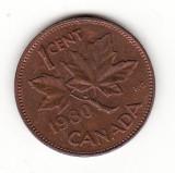 Canada 1 cent 1980 - Elizabeth II