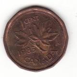 Canada 1 cent 1985 - Elizabeth II
