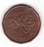 Canada 1 cent 1984 - Elizabeth II