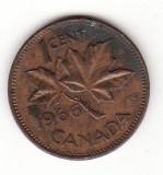 Canada 1 cent 1966 - Elizabeth II