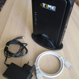 ROUTER ipTIME VE - Router wireless, Porturi LAN: 4, Porturi WAN: 1