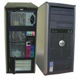 Unitate Dell OptiPlex GX620 - Sisteme desktop fara monitor, Intel Pentium 4, 2501-3000Mhz, 1 GB, 40-99 GB, Windows XP