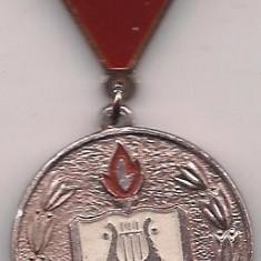 Insigna-Cantarea Romaniei, Romania de la 1950