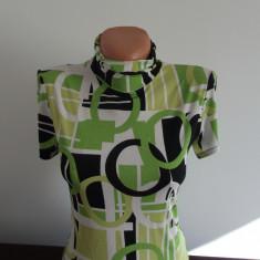 HELANCA bluza Mikaela multicolora lycra