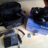 Aparat Foto Canon PowerShot SX30IS superzoom - Aparat Foto compact Canon, Bridge, 14 Mpx, Peste 20x, 2.7 inch