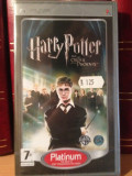 HARRY POTTER AND THE ORDER OF THE PHOENIX - JOC NOU,SIGILAT PENTRU PSP, Actiune, 12+, Single player, Electronic Arts