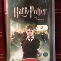 HARRY POTTER AND THE ORDER OF THE PHOENIX - JOC NOU, SIGILAT PENTRU PSP - Jocuri PSP Electronic Arts, Actiune, 12+, Single player