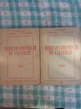 Tratat de constructii de cai ferate Vedenisov vol.I-II, Alta editura