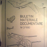 Buletin materiale documentare Nr. 2 / 1980 - Roman