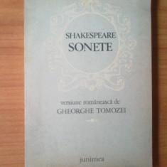 D5 Shakespeare - Sonete, Alta editura, 1978