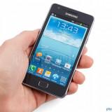 Samsung Galaxy S2 plus 2 luni Garantie ca nou - Telefon mobil Samsung Galaxy S2 Plus, Albastru, Neblocat