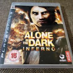 Joc Alone in the Dark Inferno, PS3, original, alte sute de jocuri! - Jocuri PS3 Atari, Actiune, 16+, Single player
