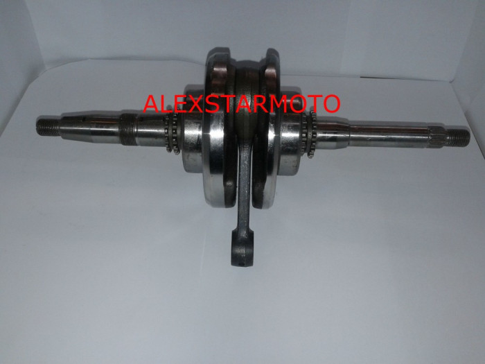 AMBIELAJ SCUTER GY6-125cc CHINA SCOOTER  4T / 4TIMP