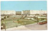 Carte postala(ilustrata)-PLOIESTI-vedere, Necirculata, Printata