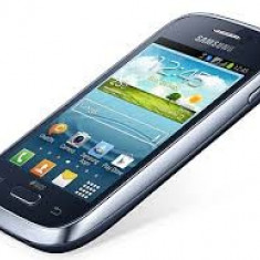 Samsung young 6310 - Telefon mobil Samsung Galaxy Young, Neblocat, Single SIM