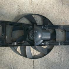 Ventilator racire apa Renault Megane an 1995-2002 in stare foarte buna. Trimit produsul prin servicii de curierat oriunde in tara - Ventilatoare auto