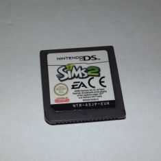 Joc Nintendo DS - The Sims 2 - original - Jocuri Nintendo DS Electronic Arts, Actiune, Toate varstele, Single player
