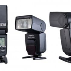 Blitz Yongnuo YN-568EX II , high speed sync 1/8000,  master Canon E-TTL, Dedicat