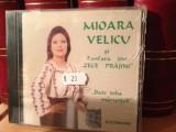 """MIOARA VELICU & FANFARA """"ZECE PRAJINI"""" - BATE TOBA MARUNTEL  (CD NOU/SIGILAT), electrecord"""