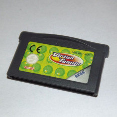 Joc Nintendo Gameboy Advance GBA - Virtua Tennis - Jocuri Game Boy Altele, Sporturi, Toate varstele, Single player