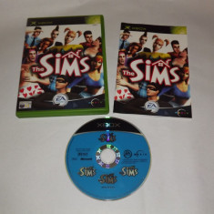 Joc Xbox Classic - The Sims - Jocuri Xbox Altele, Actiune, Toate varstele, Single player