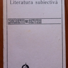 MEDICINA OMULUI SANATOS - Aurel Ivan - Studiu literar
