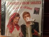 MIOARA VELICU & BENONE SINULESCU - ANII S-OR CALATORI -ELECTREC (CD NOU,SIGILAT)
