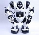 RoboActor - robot umanoid - efectueaza orice miscare,sunete,lumini, merge...ROBOT ELECTRIC., Plastic, Unisex