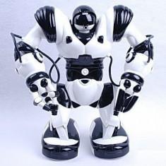 RoboActor - robot umanoid - efectueaza orice miscare, sunete, lumini, merge...ROBOT ELECTRIC. - Roboti de jucarie, Plastic, Unisex