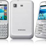 Samsung Galaxy Pro B 7510 - Telefon Samsung, Alb, Nu se aplica, Neblocat, Single core, 384 MB