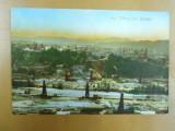 Carte postala Campina Sonde 1932