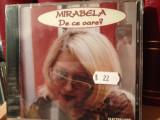 MIRABELA DAUER - DE CE OARE - CD ELECTRECORD- NOU,SIGILAT